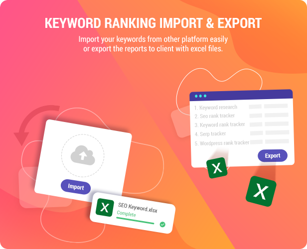 Keyword SEO Rank Tracker - WordPress SERP Rank Tracker - 4