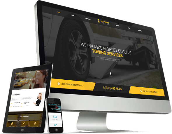 Towy Responsive Features