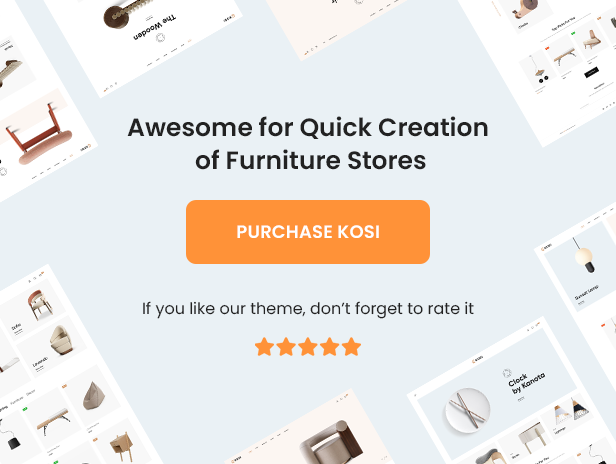 ONE OF THE BEST FURNITURE WOOCOMMERCE