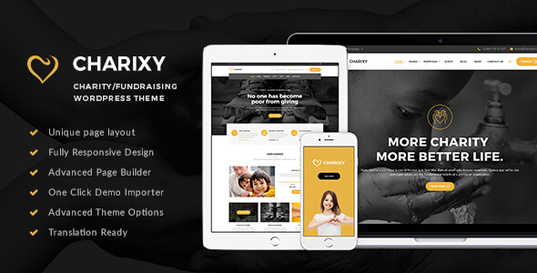Heartify - Responsive Medical and Health Template - 35