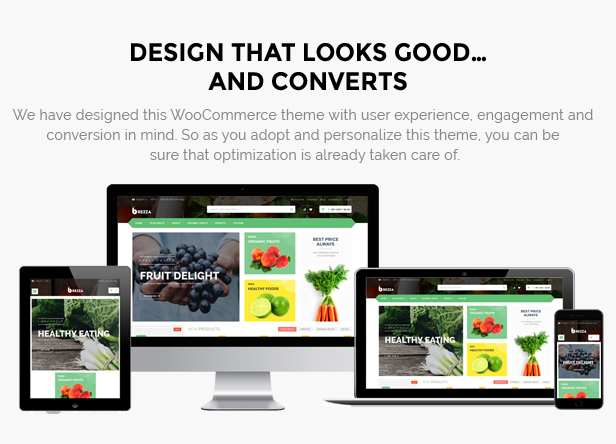 fruit store responsive theme