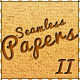 Eight Seamless Paper Texture Patterns Pack 2 - GraphicRiver Item for Sale