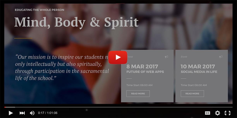 Education | Courses & Events LMS WordPress Theme - WizeEdu - 1