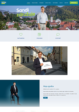 inForward - Political Campaign and Party WordPress Theme - 20