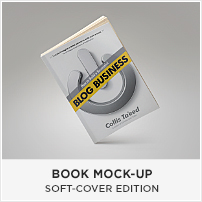 Square Book Mock-up / Dust Jacket Complete Edition - 10