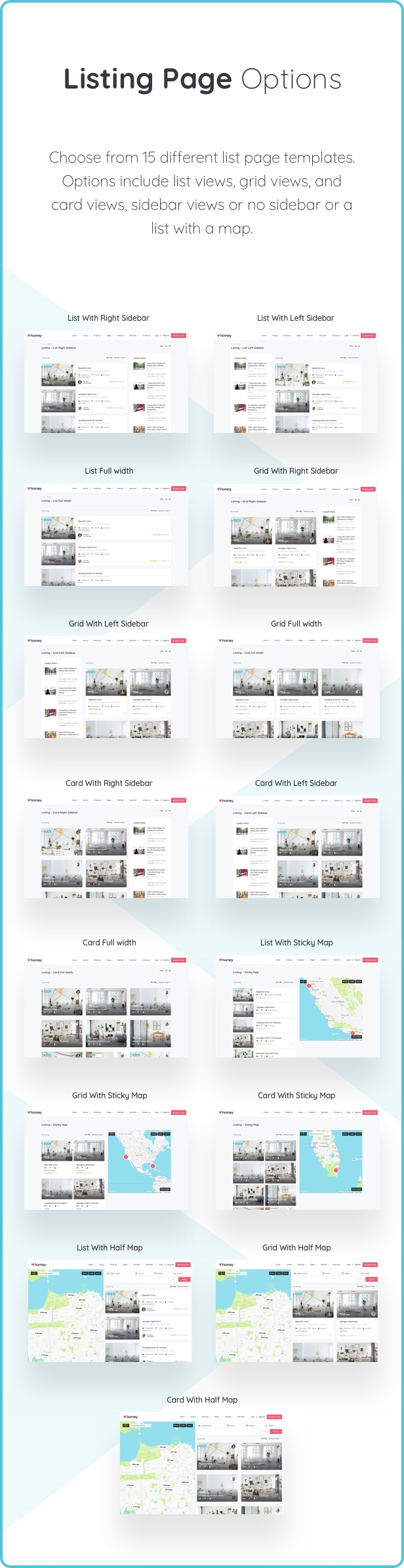 Homey - Booking and Rentals WordPress Theme - 16