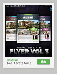 Real Estate Flyer | Vol 04 - 5