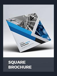 Square Brochure - 4