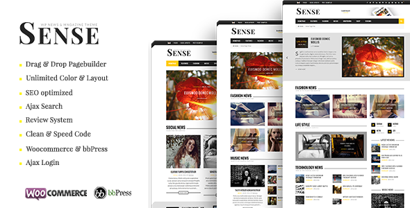 The REX - WordPress Magazine and Blog Theme - 3