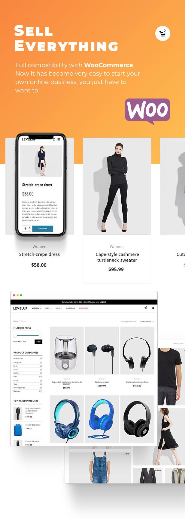 LEVELUP - Responsive Creative Multipurpose WordPress Theme - 10