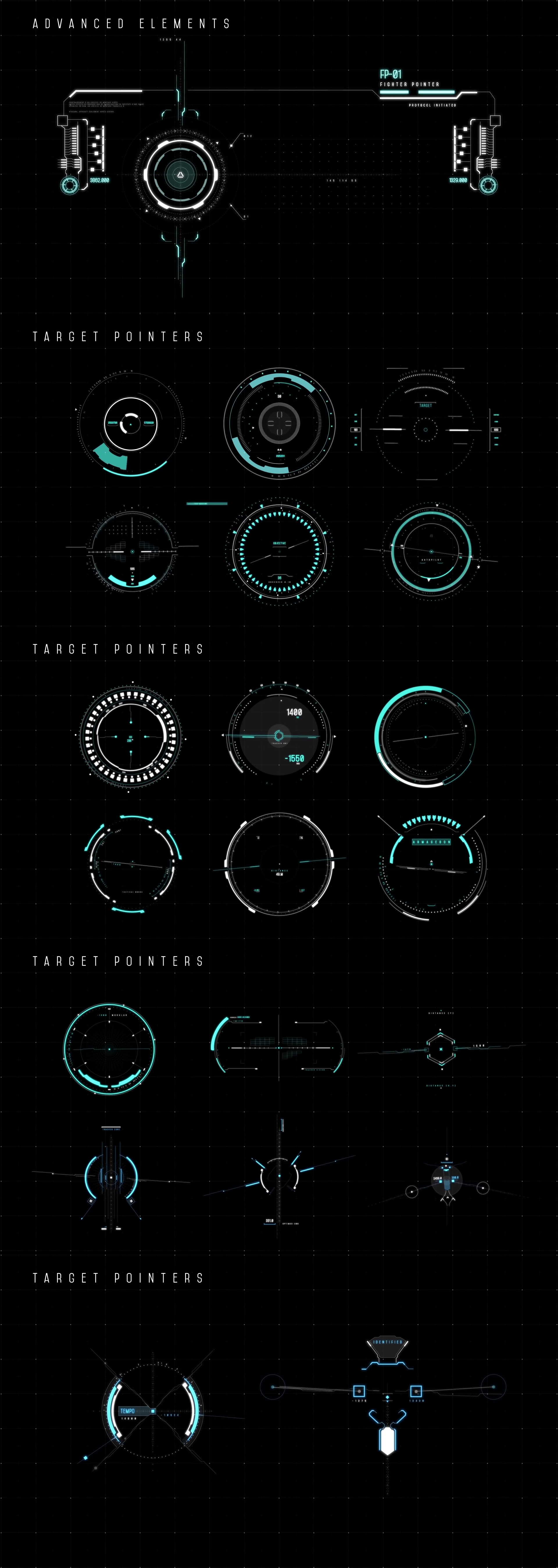 HUD - Titan Interface - 7