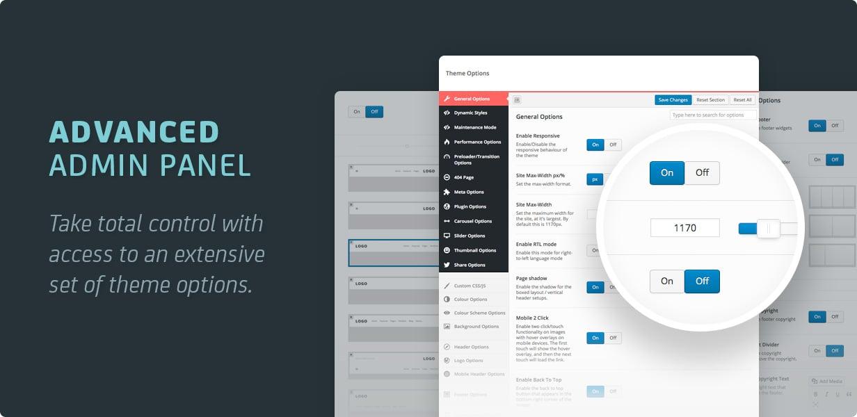 Uplift - Responsive Multi-Purpose WordPress Theme - 22