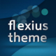 Flexius Theme | Business & Portfolio Template - 2
