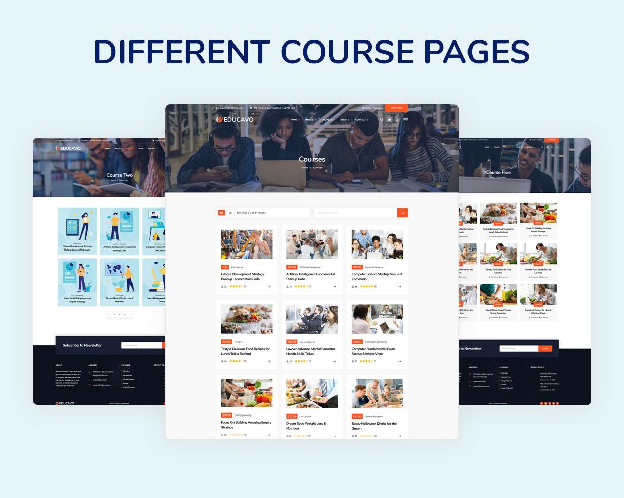 educavo -html