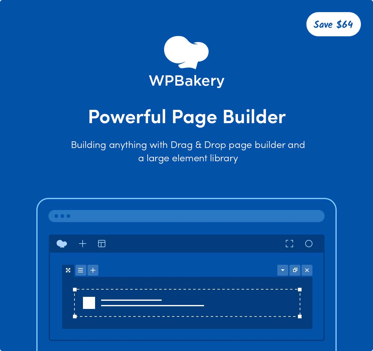 Sober WordPress theme powered with WPbakery page builder