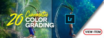 Best Cinematic Color Grading for Lightroom