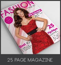 25 Pages Interior Magazine Vol4 - 5