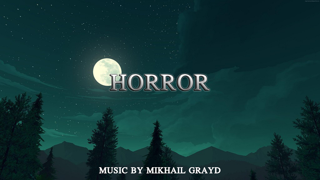 Horror by MG_audio | AudioJungle