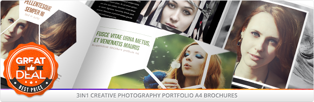Creative Photography Portfolio A4 Brochure vol. 2 - 5