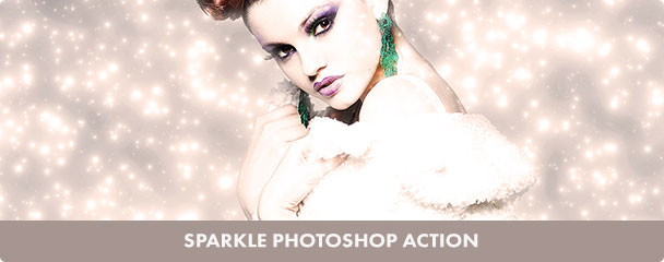 Sparkle Photoshop Action