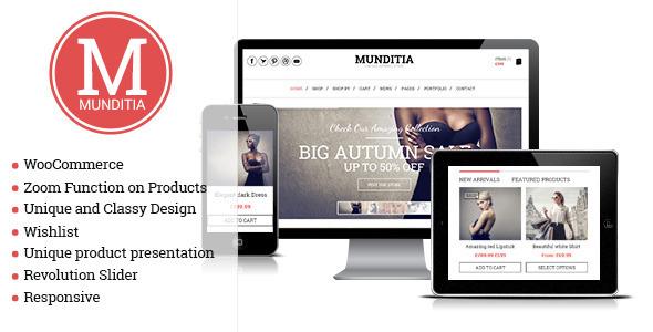 Vinty - WooCommerce Business WordPress Theme 34