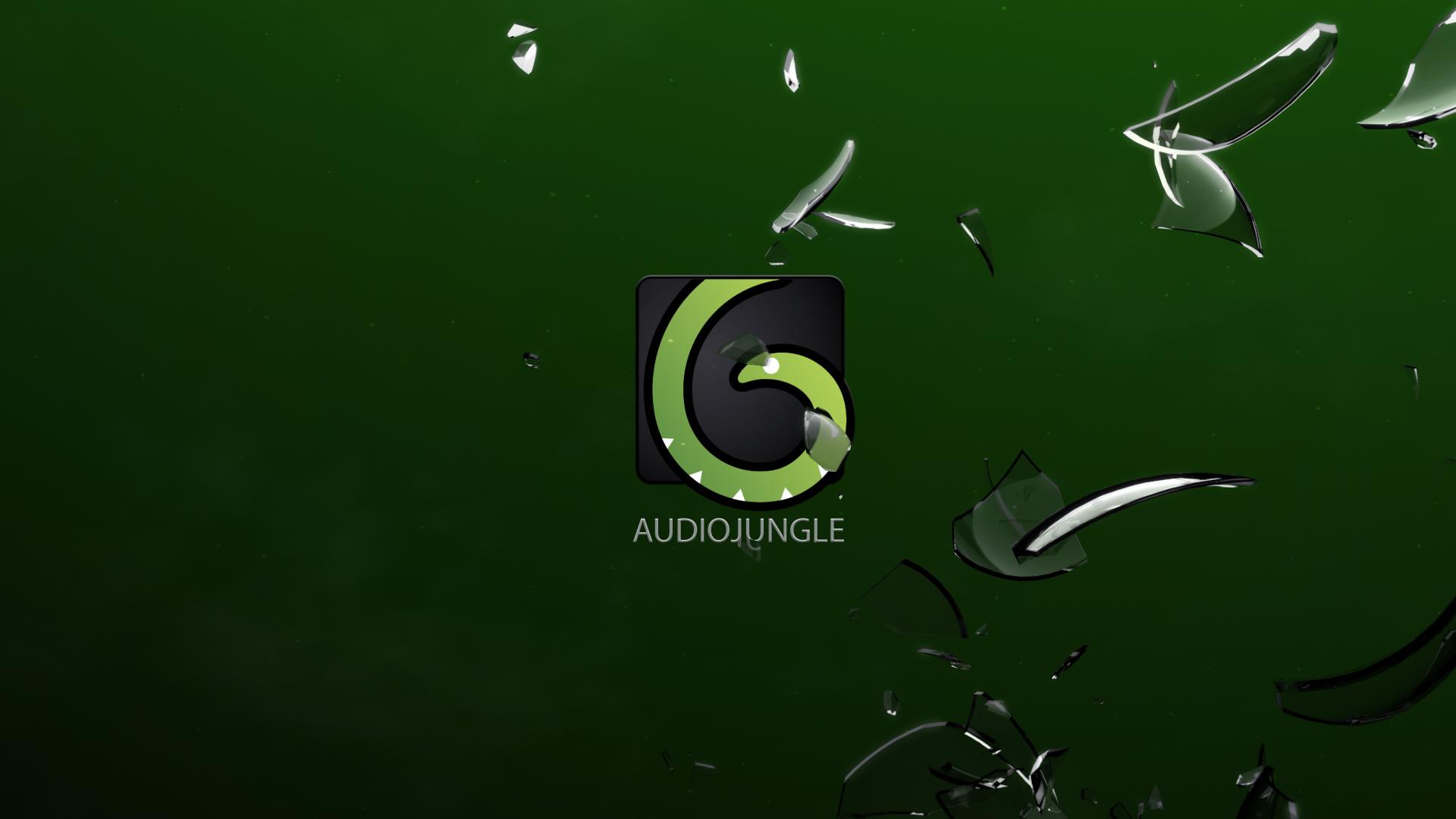 Broken Logo Opener After Effects Template Adobestuff