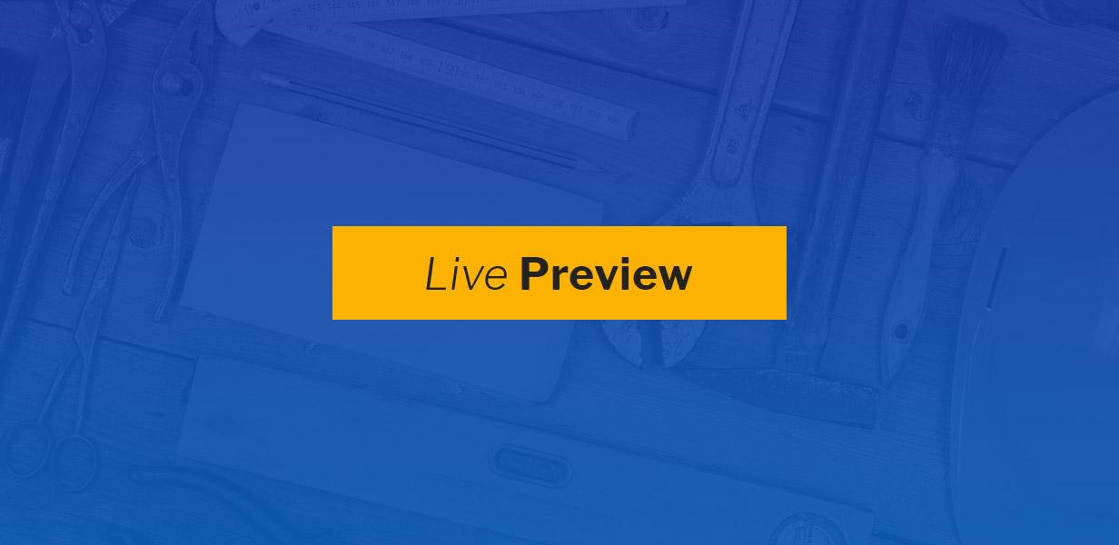 BlueCollar Live Preview