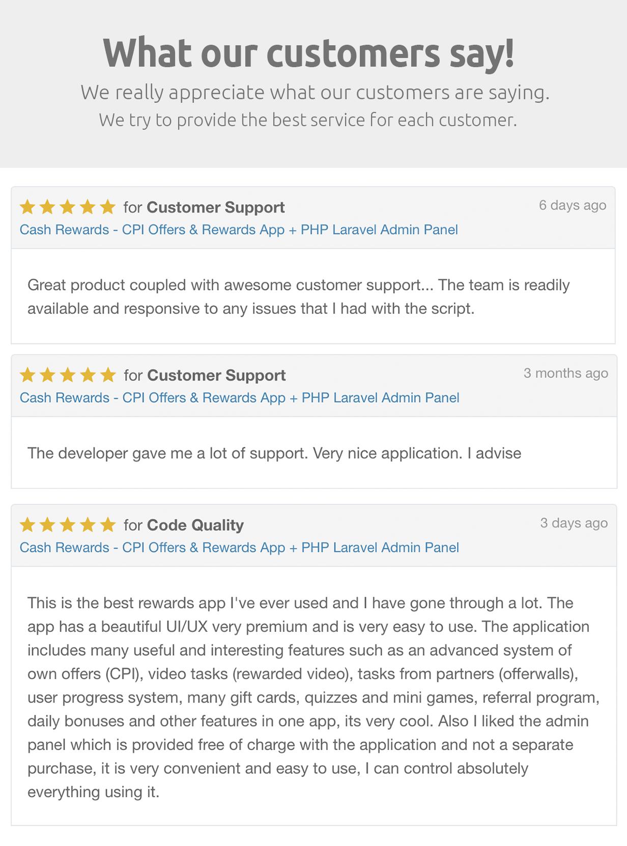 Premium Rewards App - CPI Offers System & Rewards App & HTML5 Mini Games + PHP Laravel Admin Panel - 16