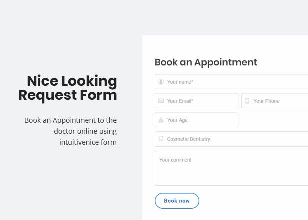 Medin - Medical Center WordPress Theme - 15