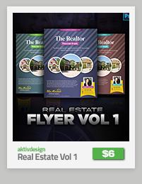 Real Estate Flyer | Vol 04 - 3