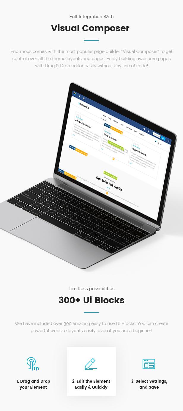 Enormous Business - Responsive Multi-Purpose WordPress Theme - 9