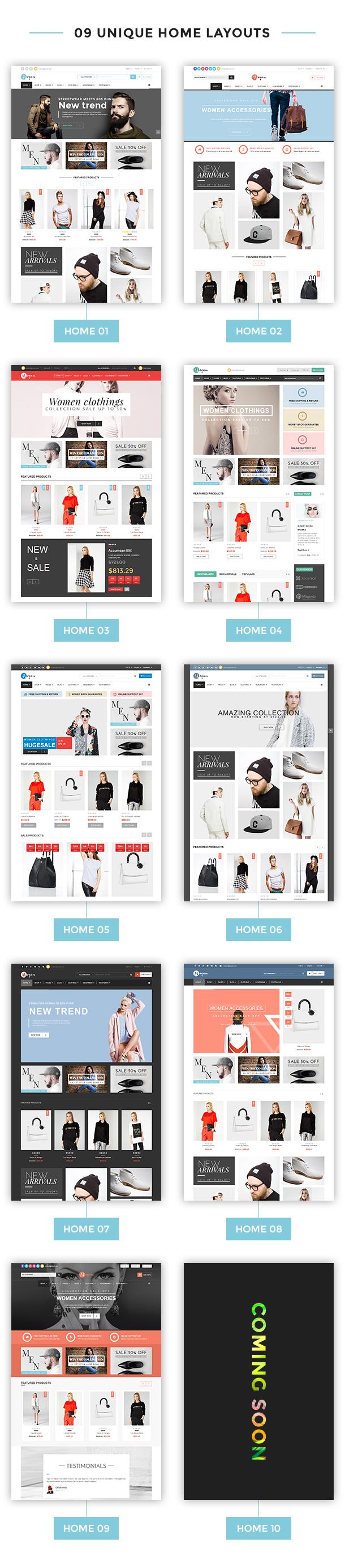 Vina Mogan - Responsive VirtueMart Fashion Template - 7