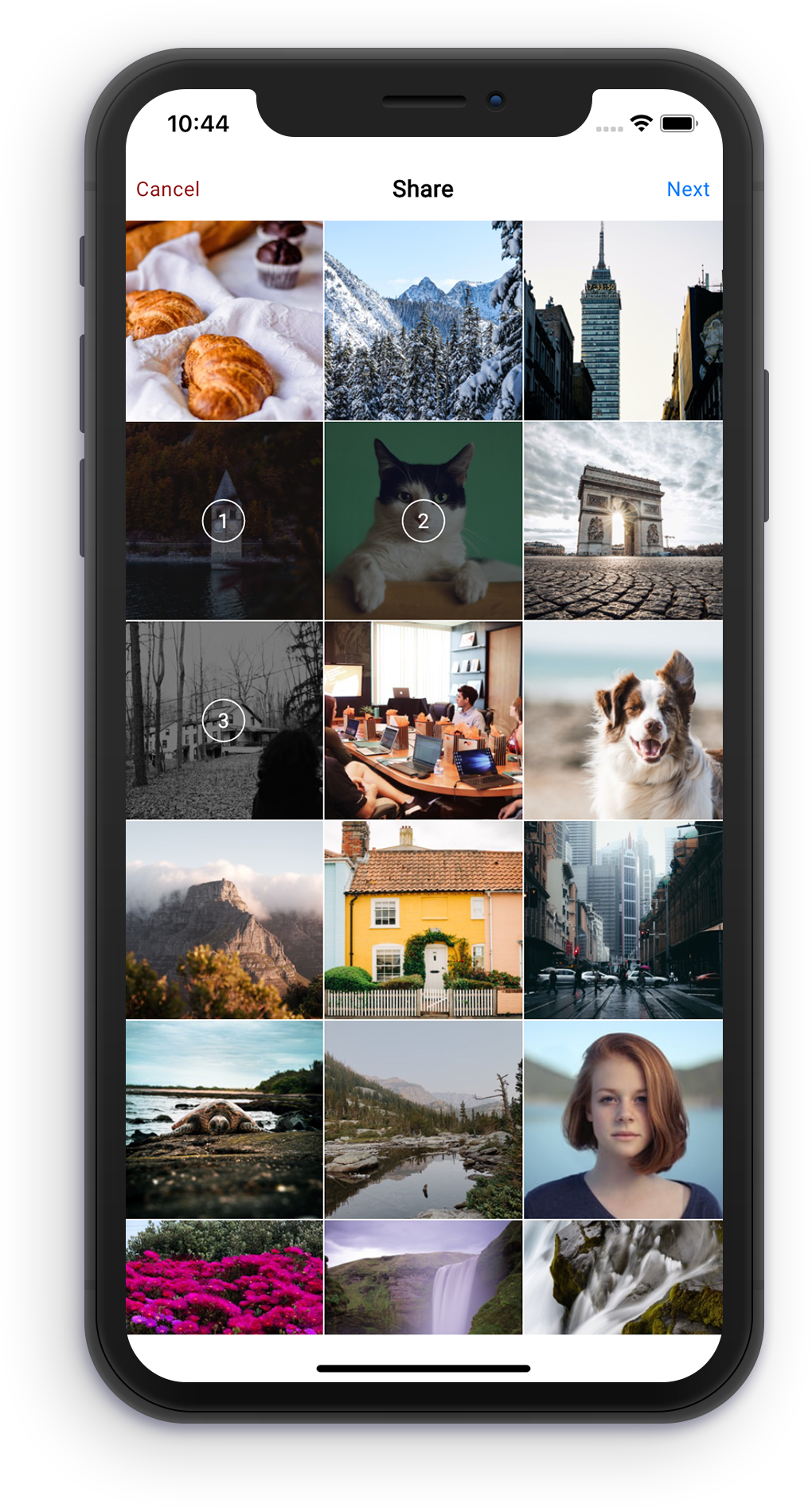 PicShare — Instagram like self hosted social media application - 12