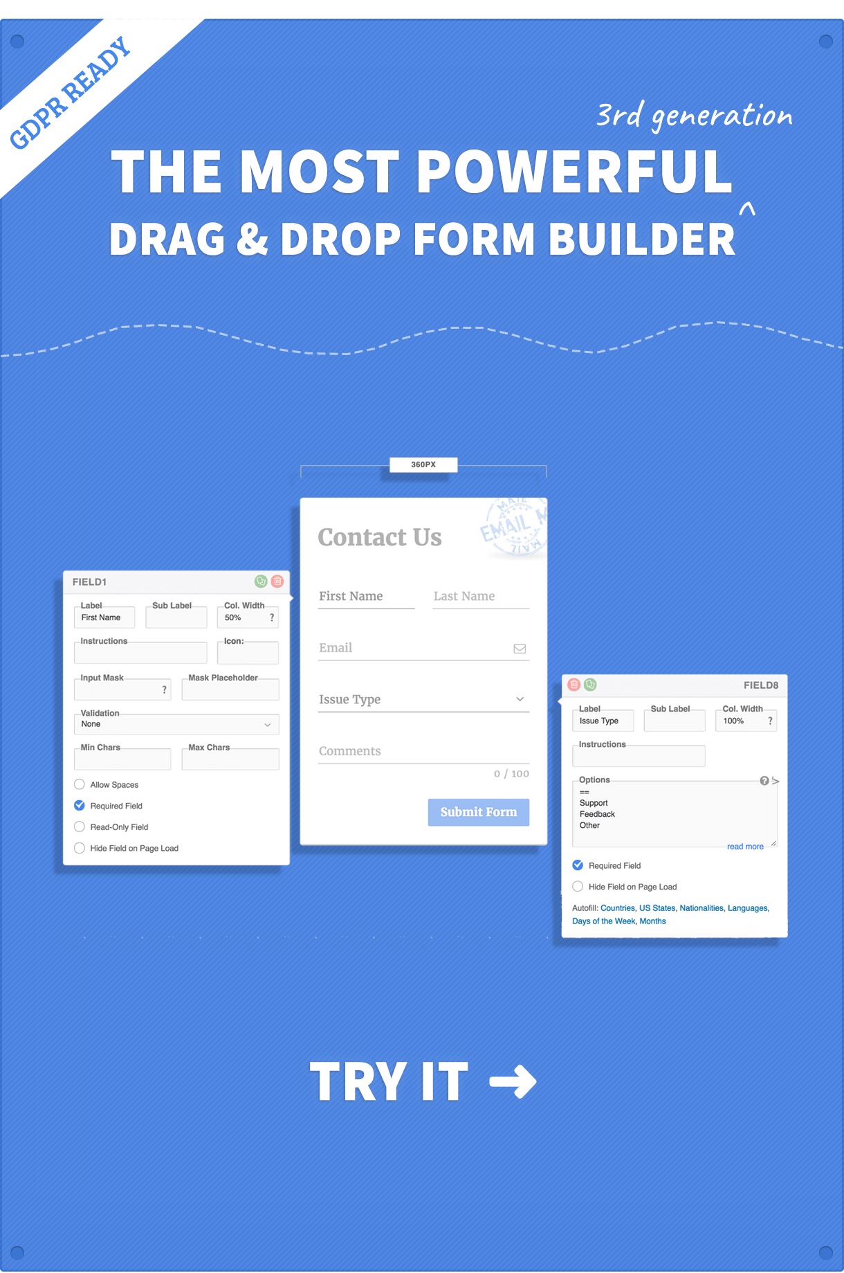FormCraft - Premium WordPress Form Builder - 3
