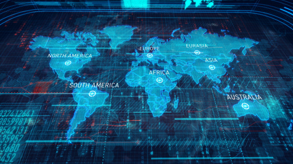 Usa map by chernu videohive featured projects gumiabroncs Image collections