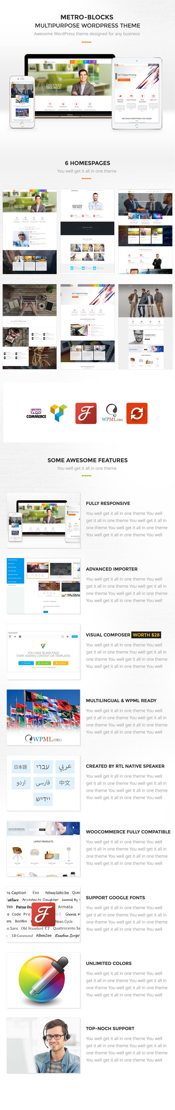 WordPress WordPress theme