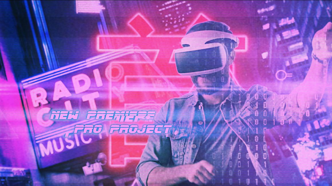 Cyber Urban Freeze Frame Opener - 7