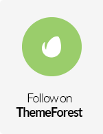 Follow on ThemeForest