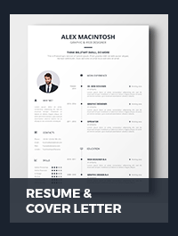 Resume & Cover Letter - 25
