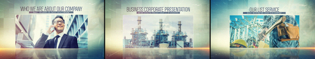 Business Corporate Presentation