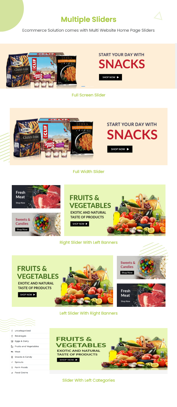 Ecommerce Solution with Delivery App For Grocery, Food, Pharmacy, Any Store / Laravel + Android Apps - 26