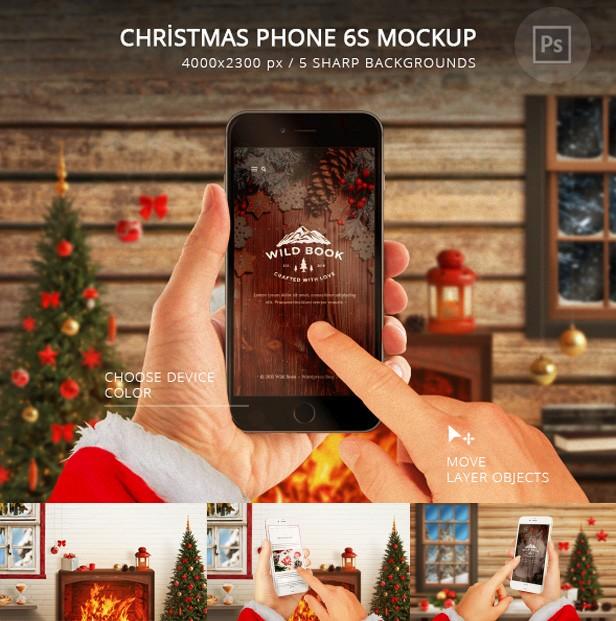 Christmas Responsive Mockup - 4