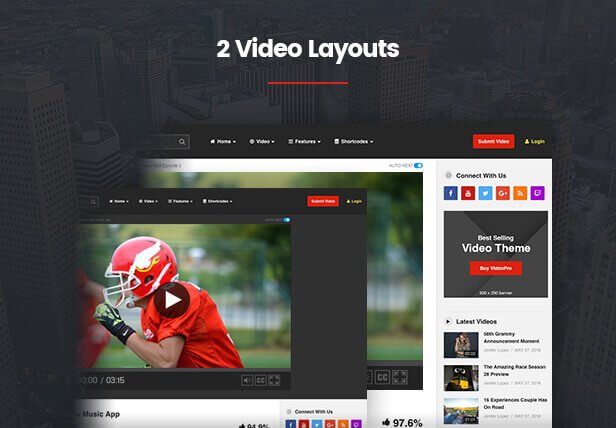 VideoPro - Video WordPress Theme - 27