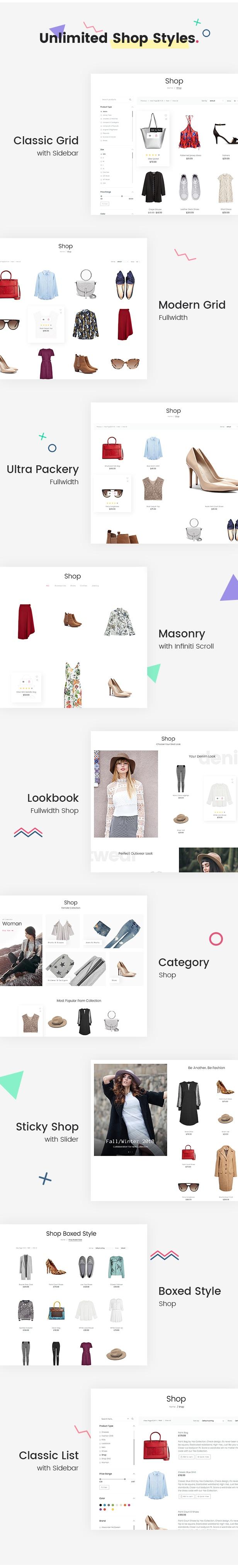 WooCommerce Multipurpose WordPress Theme - Yez - 3