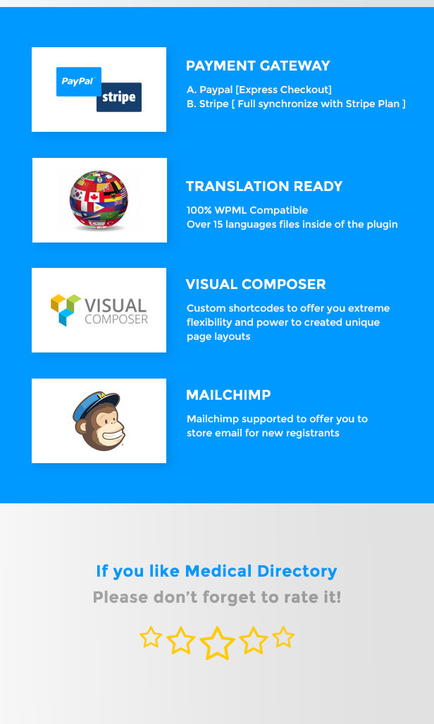 Medical Directory - Hospitals & Doctors Listing Theme - 4