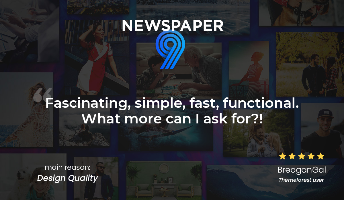 Discussion on Newspaper (Page 841) | ThemeForest