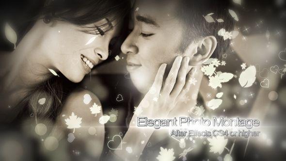 Elegant Photo Montage - 2
