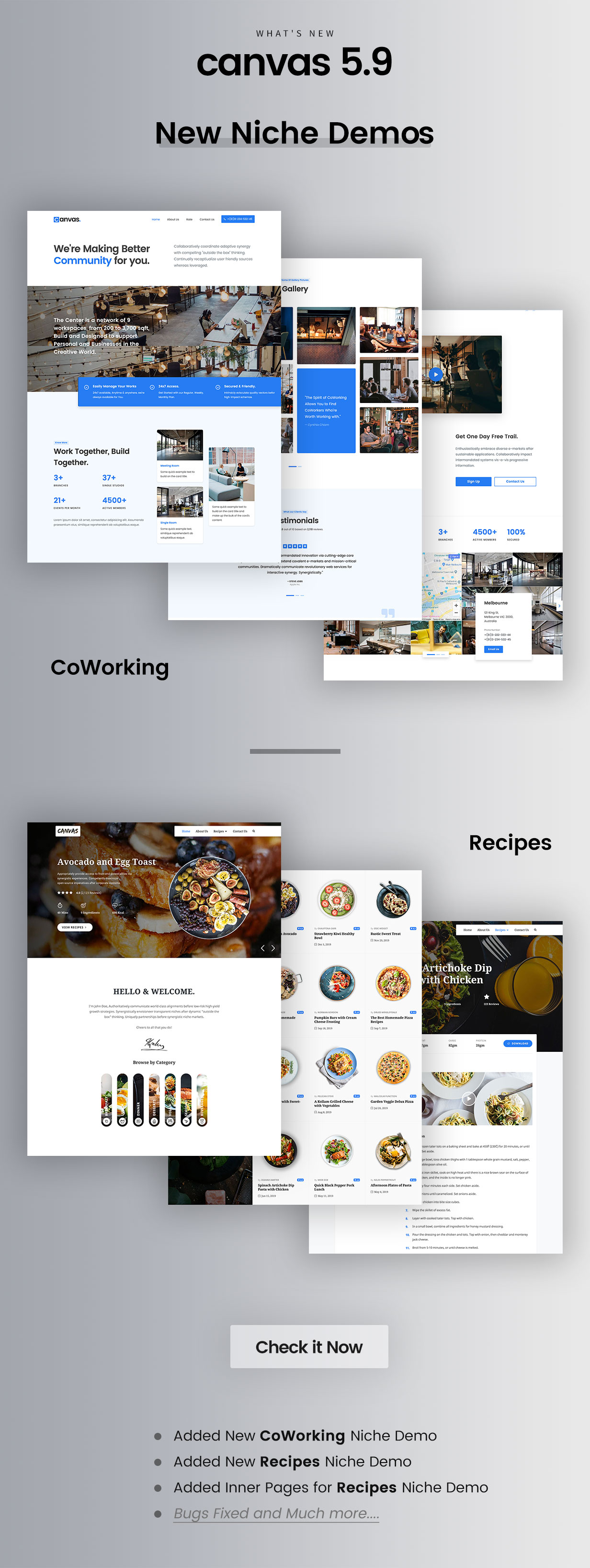 Canvas | The Multi-Purpose HTML5 Template by SemiColonWeb