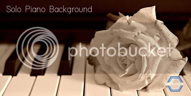 Solo Piano Background - 2