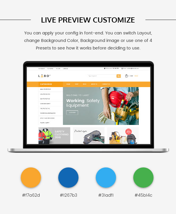 VG Labo - WooCommerce Theme for Tools, Equipment Store - 27